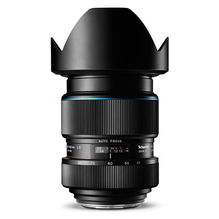 Schneider Kreuznach 40-80mm f/4.0-5.6 Blue Ring LS Lens