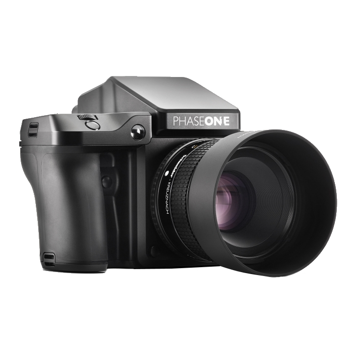 Phase One XF Camera Body, Prism Viewfinder, 80mm LS Lens