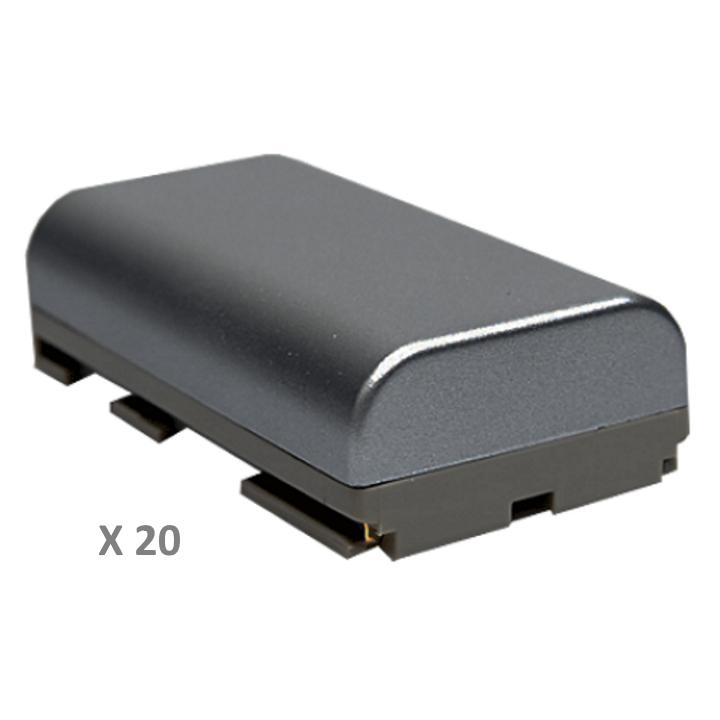 Phase One XF/IQ Battery Li-ion 7,2V 3400mAh, 20 Pcs