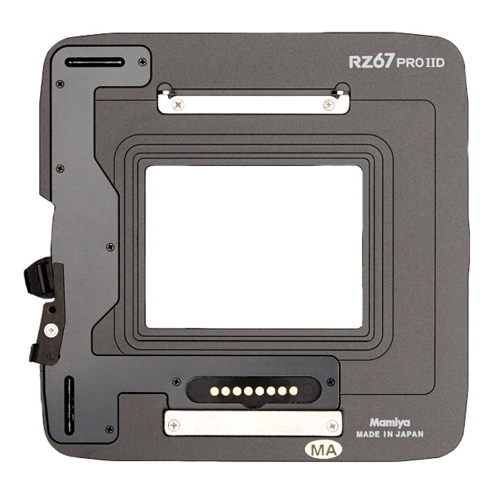 Mamiya RZ 67 PRO IID Adapter for Phase One