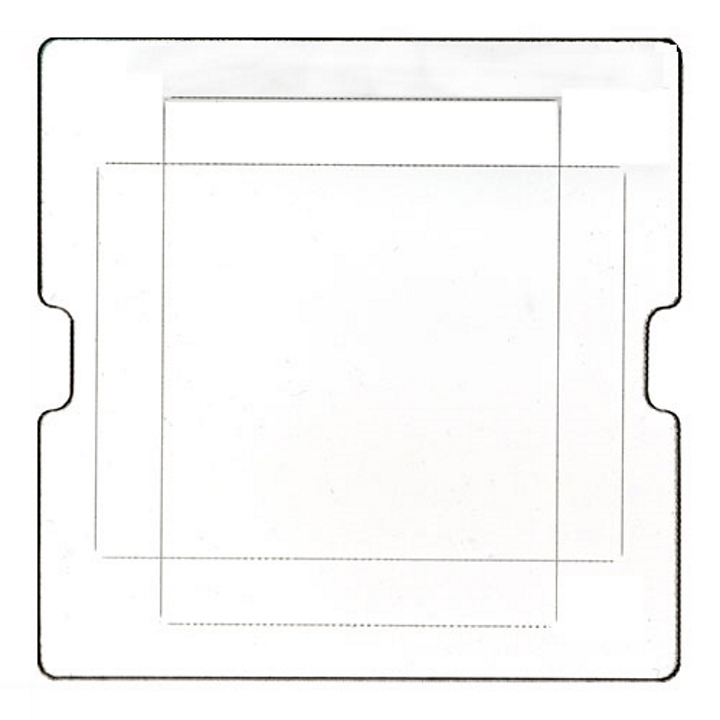 Phase One Viewfinder Mask for H20 / P20 for Mamiya RZ