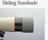Sliding Sunshade
