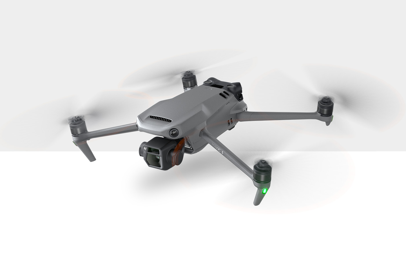 DJI Drones, Gimbals and Lenses