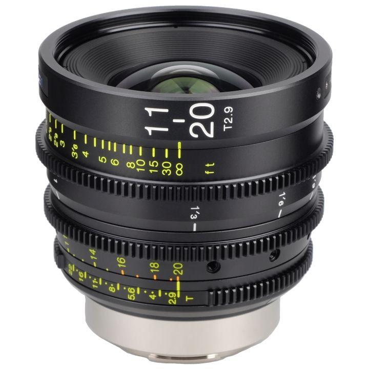Tokina 11-20mm T2.9 Cine Zoom Lens