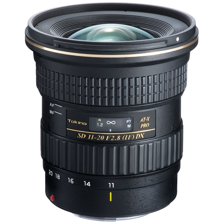 Tokina 11-20mm f/2.8 PRO DX Lens for Canon