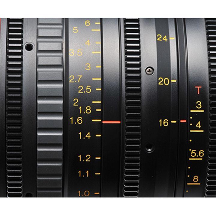 Tokina Cinema 16-28mm T3 FX Lens for Canon EF Mount 1628CINEFXEOS