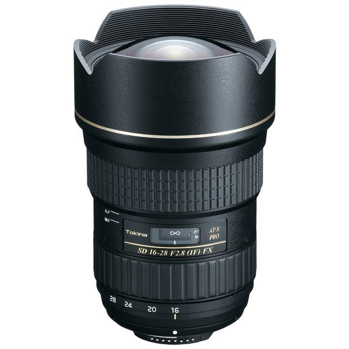 Tokina 16-28mm f/2.8 PRO FX Lens