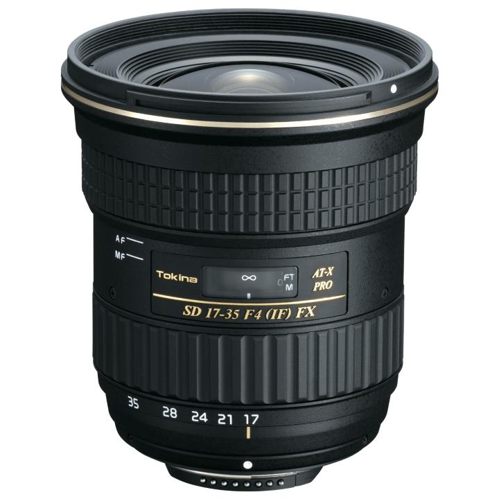 Tokina 17-35mm f/4 PRO FX for Nikon