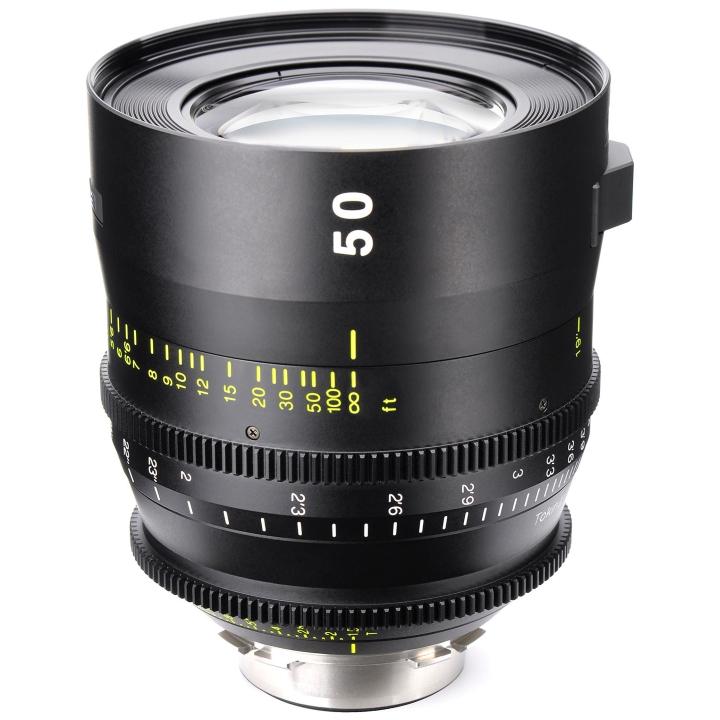 Tokina Cinema 50mm T1.5 Lens for Canon EF Mount