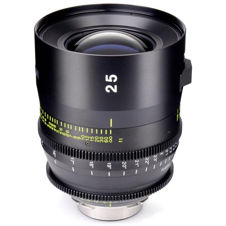 Tokina 25mm T1.5 Cinema Lens for PL Mount