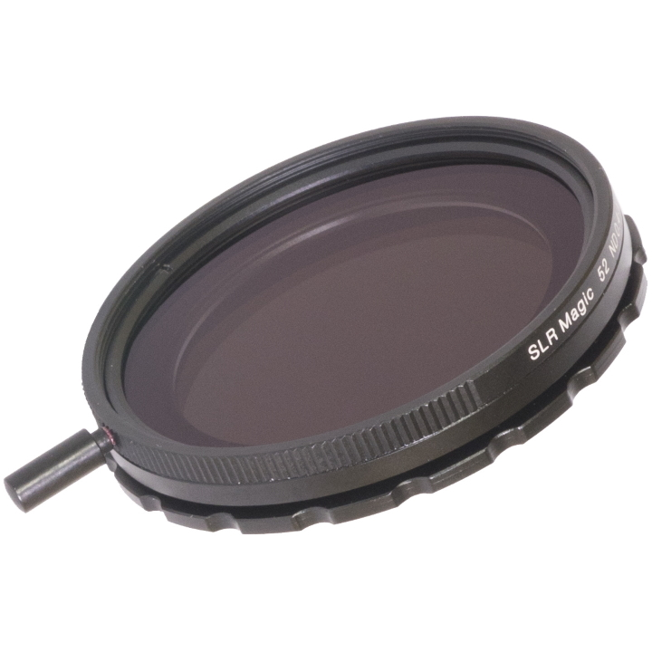 SLR Magic Variable ND Filter (52mm rear thread, 62mm front)
