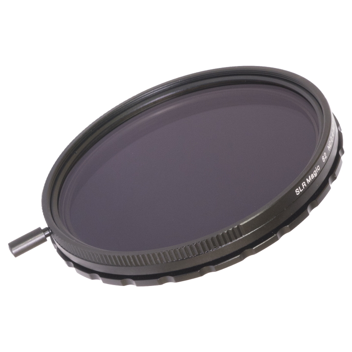 SLR Magic Variable ND Filter (82mm rear thread, 86mm front)