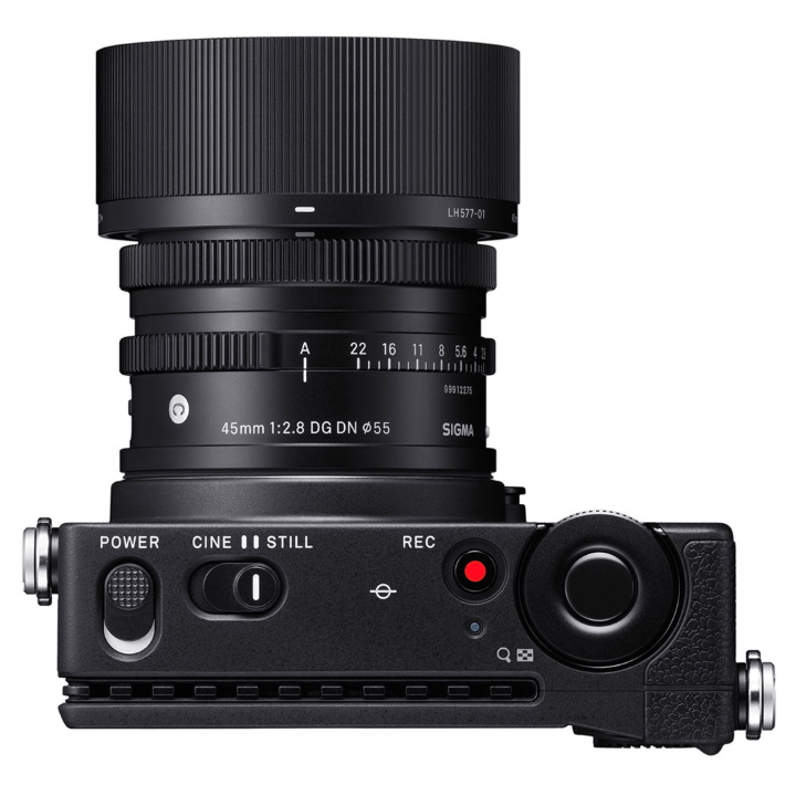 Sigma FP Digital Camera + 45/2.8 DG DN