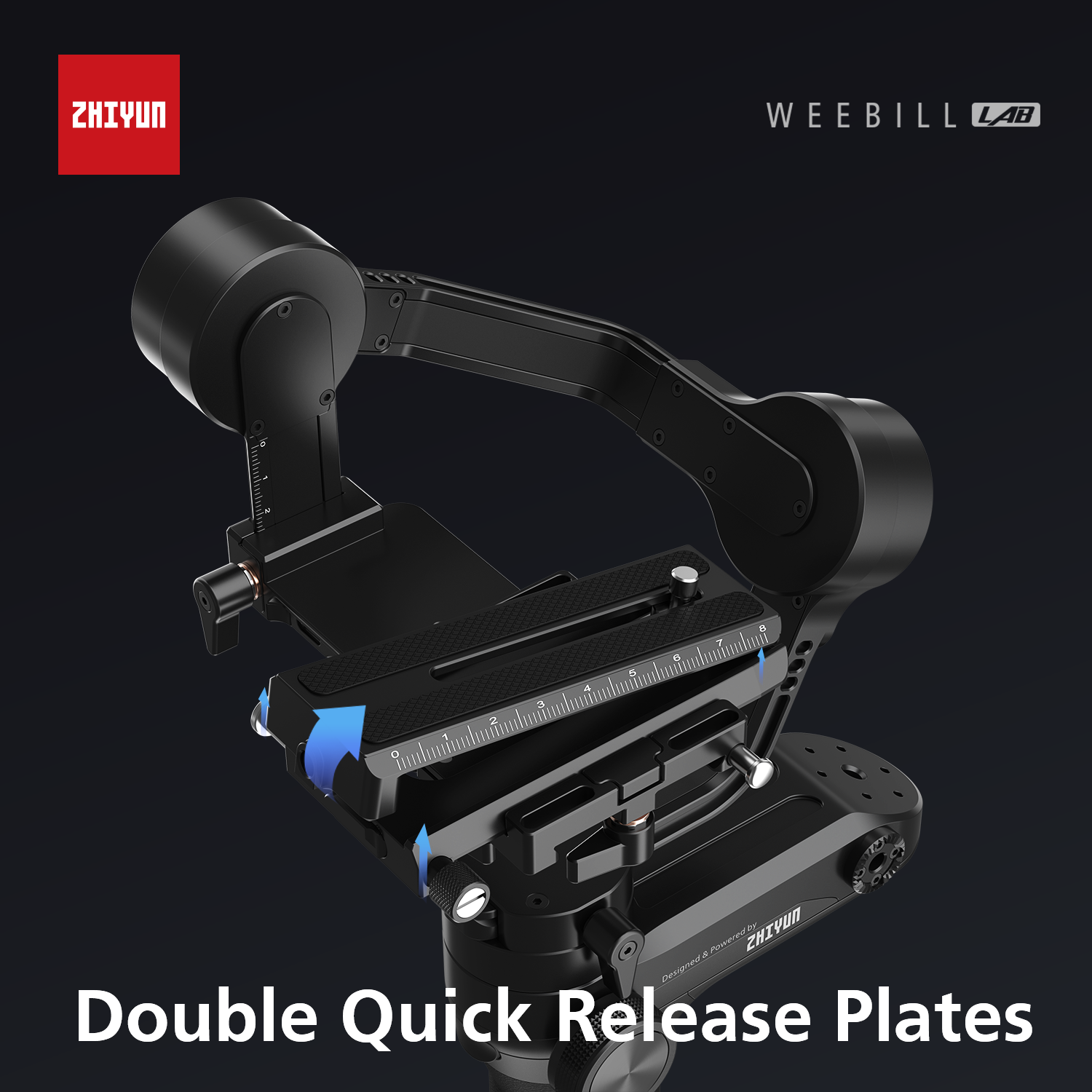 Double Quick Release Plates