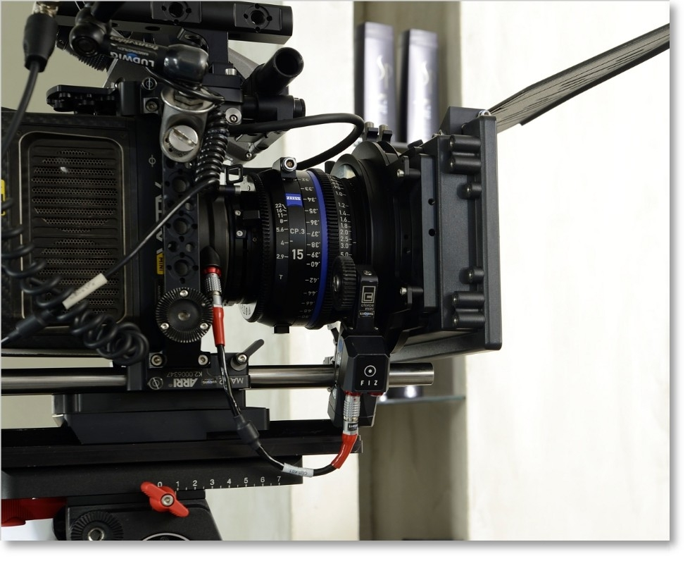 Zeiss CP.3 Ultimate cine ergonomics