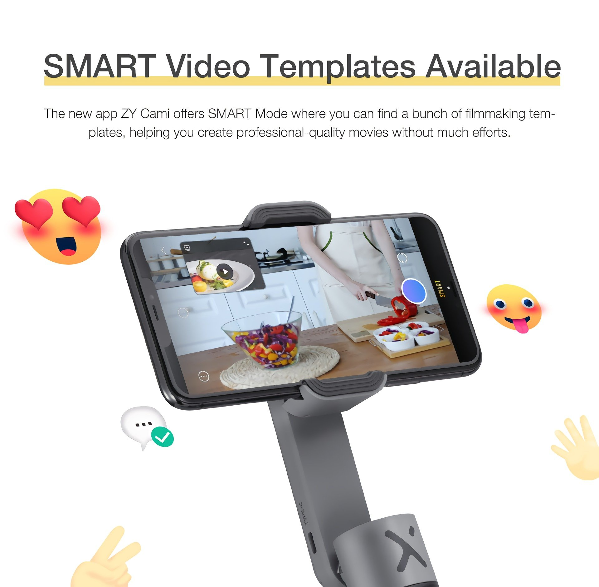 Smart Video Templates