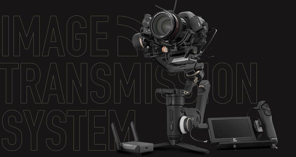 CRANE 3S X TransMount Image Transmission System