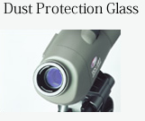 Dust Protection Glass