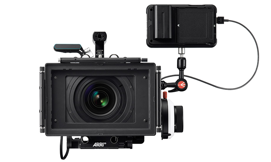 Fully compatible and designed for filmmaking