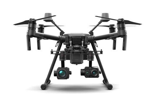 Shop Commercial & Enterprise Drones @ C.R.Kennedy