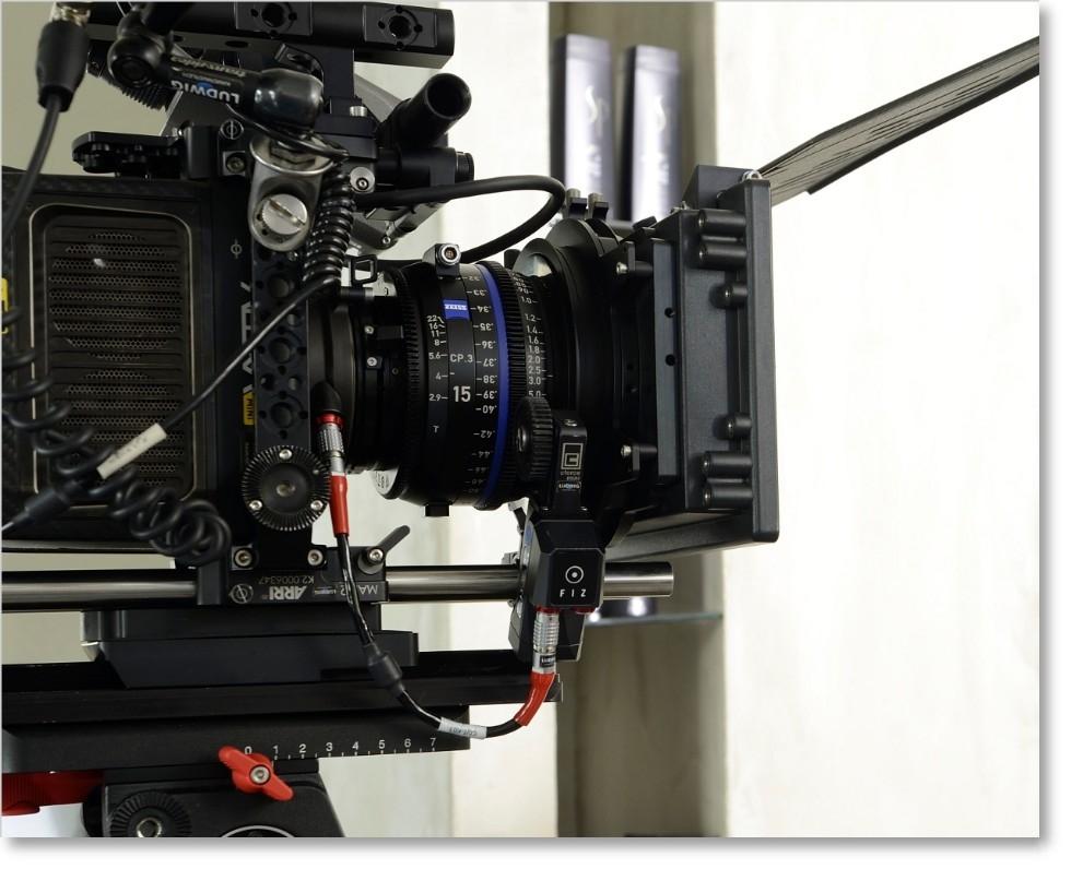 Zeiss CP.3 Ultimate cine ergonomics