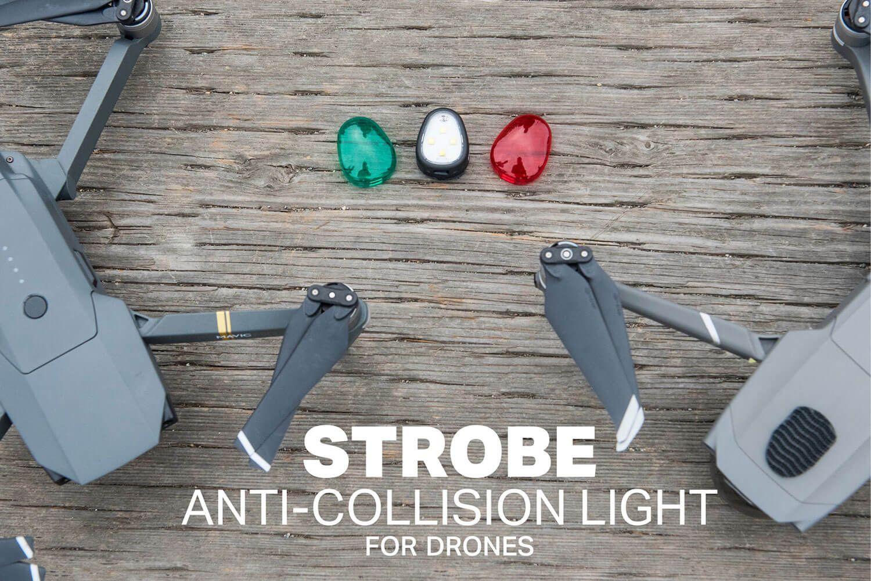Lume Cube Strobe Light for Drones
